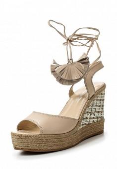 Босоножки, D.Moro, цвет: бежевый. Артикул: DM001AWROV28. Женская обувь / Босоножки