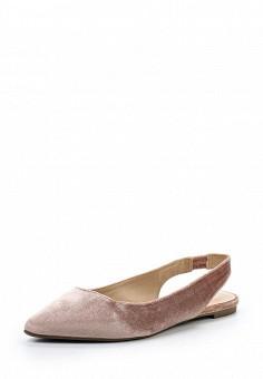 Сандалии, Dorothy Perkins, цвет: розовый. Артикул: DO005AWUZR42. Женская обувь / Сандалии