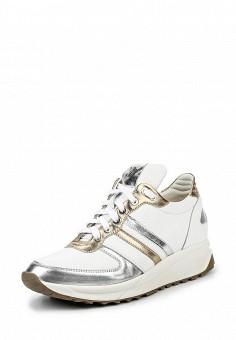Кроссовки, Conhpol-Bis, цвет: белый. Артикул: ER946AWRBY66. Женская обувь / Кроссовки и кеды / Кроссовки