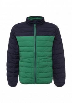 Куртка утепленная, Gap, цвет: мультиколор. Артикул: GA020EMKCT20. Мужская одежда / Верхняя одежда