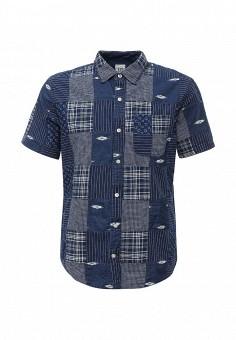 Рубашка, Gap, цвет: синий. Артикул: GA020EMQAL93. Мужская одежда / Рубашки
