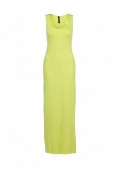 Платье, Influence, цвет: зеленый. Артикул: IN009EWEKP31. Женская одежда / Платья и сарафаны / Летние платья