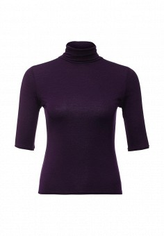 Водолазка, Influence, цвет: фиолетовый. Артикул: IN009EWIMP29.
