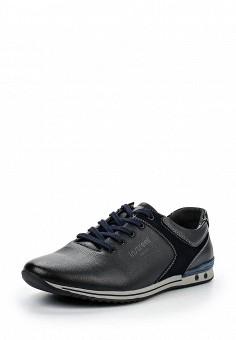 Кроссовки, Instreet, цвет: синий. Артикул: IN011AMPRB68. Мужская обувь / Кроссовки и кеды / Кроссовки