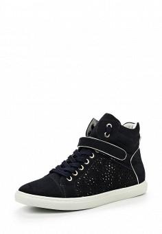 Кеды, Keddo, цвет: синий. Артикул: KE037AWHTN72. Женская обувь / Кроссовки и кеды