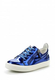 Кеды, Keddo, цвет: синий. Артикул: KE037AWQCE15. Женская обувь / Кроссовки и кеды