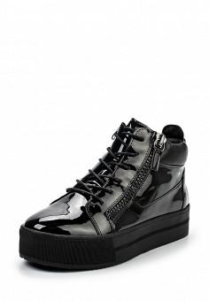Кеды, Keddo, цвет: черный. Артикул: KE037AWQCE66. Женская обувь / Кроссовки и кеды