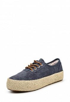 Кеды, Keddo, цвет: синий. Артикул: KE037AWQCF51. Женская обувь / Кроссовки и кеды