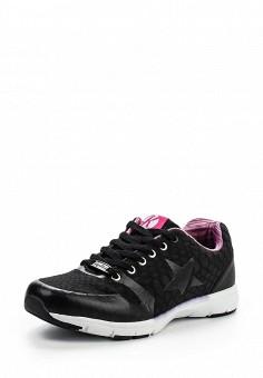 Кроссовки, Kylie, цвет: черный. Артикул: KY002AWPBQ70. Женская обувь / Кроссовки и кеды / Кроссовки