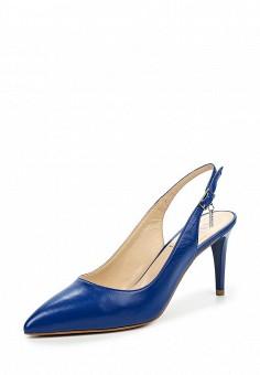 Туфли, Liu Jo, цвет: синий. Артикул: LI687AWOQC14. Премиум / Обувь