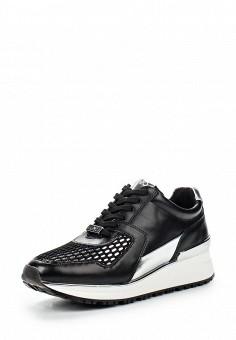 Кроссовки, Liu Jo, цвет: черный. Артикул: LI687AWOQE34. Премиум / Обувь