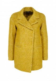 Пальто, Liu Jo, цвет: коричневый. Артикул: LI687EWFRM88. Премиум / Одежда / Верхняя одежда / Пальто
