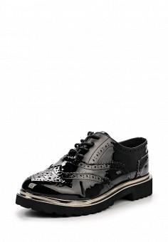Ботинки, LOST INK, цвет: черный. Артикул: LO019AWPXX31. Женская обувь / Ботинки