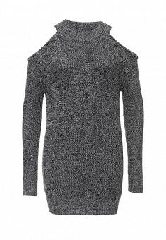Джемпер, LOST INK, цвет: серый. Артикул: LO019EWJOW86. Женская одежда