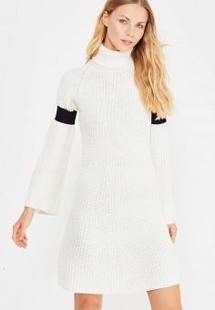 Платье, LOST INK, цвет: белый. Артикул: LO019EWJOW98. Женская одежда / Платья и сарафаны