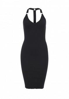 Платье, LOST INK, цвет: черный. Артикул: LO019EWNRB38. Женская одежда