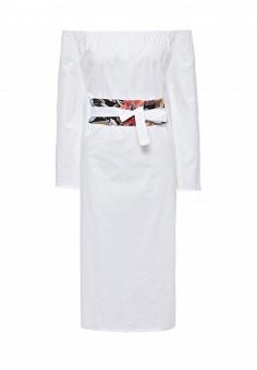 Платье, Love & Light, цвет: белый. Артикул: LO790EWJSD38. Женская одежда / Платья и сарафаны / Летние платья