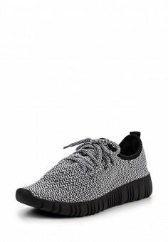 Кроссовки, Mango, цвет: серый. Артикул: MA002AWPXL88. Женская обувь / Кроссовки и кеды / Кроссовки