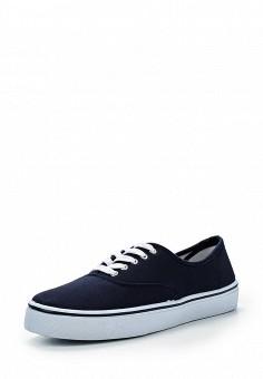 Кеды, Malvern, цвет: синий. Артикул: MA121AMIHN10. Мужская обувь / Кроссовки и кеды