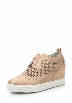 Кеды, Mellisa, цвет: розовый. Артикул: ME030AWRQR70. Женская обувь / Кроссовки и кеды