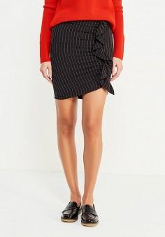 Юбка, Motivi, цвет: черный. Артикул: MO042EWYAX27. Женская одежда
