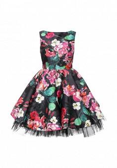 Платье, To be Bride, цвет: мультиколор. Артикул: MP002XW00L2K. Женская одежда / Платья и сарафаны / Вечерние платья