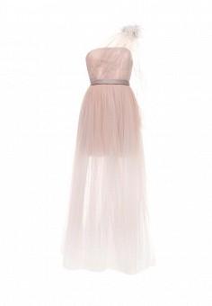 Платье, T-Skirt, цвет: розовый. Артикул: MP002XW024IQ. Женская одежда / Платья и сарафаны / Вечерние платья