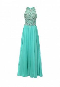 Платье, To be Bride, цвет: зеленый. Артикул: MP002XW0DP9Z. Женская одежда / Платья и сарафаны / Вечерние платья