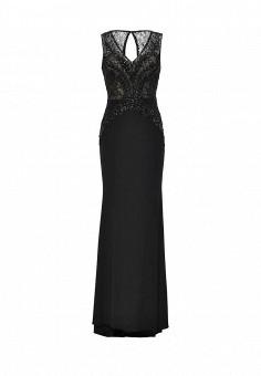Платье, To be Bride, цвет: черный. Артикул: MP002XW0DPB8. Женская одежда / Платья и сарафаны / Вечерние платья