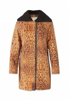 Дубленка, Artwizard, цвет: оранжевый. Артикул: MP002XW0DW4O. Женская одежда / Верхняя одежда / Шубы и дубленки