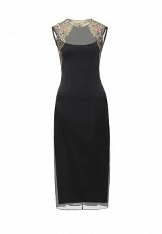 Платье, Michal Nergin, цвет: черный. Артикул: MP002XW1GIXF. Женская одежда / Платья и сарафаны / Вечерние платья