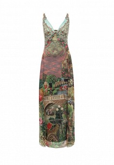 Платье, Michal Nergin, цвет: мультиколор. Артикул: MP002XW1GIXN. Женская одежда / Платья и сарафаны / Вечерние платья