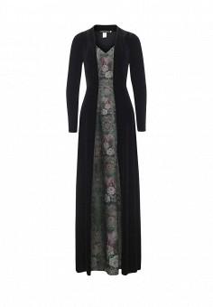 Платье, Michal Nergin, цвет: черный. Артикул: MP002XW1GIXO. Женская одежда / Платья и сарафаны / Вечерние платья