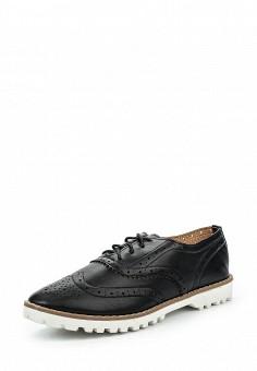 Ботинки, My&My, цвет: черный. Артикул: MY005AWSEU16. Женская обувь / Ботинки / Низкие ботинки