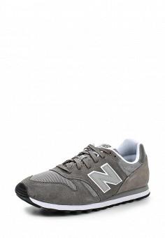 Кроссовки, New Balance, цвет: серый. Артикул: NE007AMDWX19. Мужская обувь