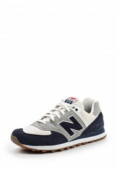 Кроссовки, New Balance, цвет: серый. Артикул: NE007AMPDJ28. Мужская обувь