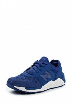 Кроссовки, New Balance, цвет: синий. Артикул: NE007AMPDJ59. Мужская обувь