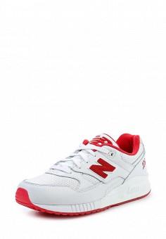 Кроссовки, New Balance, цвет: белый. Артикул: NE007AMPDJ68. Мужская обувь