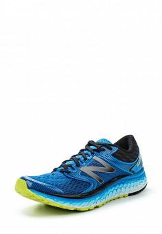 Кроссовки, New Balance, цвет: синий. Артикул: NE007AMPEC80. Мужская обувь