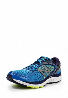 Кроссовки, New Balance, цвет: синий. Артикул: NE007AMPEC84. Мужская обувь
