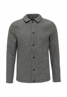 Куртка утепленная, Only & Sons, цвет: серый. Артикул: ON013EMJSE32. Мужская одежда / Верхняя одежда