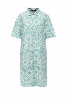 Платье, Pennyblack, цвет: мятный. Артикул: PE003EWOHV24. Премиум / Одежда / Платья и сарафаны