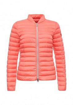 Пуховик, Peuterey, цвет: розовый. Артикул: PE024EWQFB37. Премиум / Одежда / Верхняя одежда / Пуховики и зимние куртки