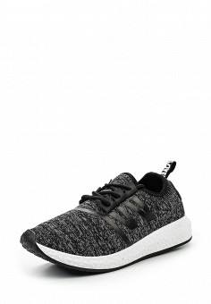 Кроссовки, Piazza Italia, цвет: серый. Артикул: PI022AWQJO23. Женская обувь / Кроссовки и кеды / Кроссовки