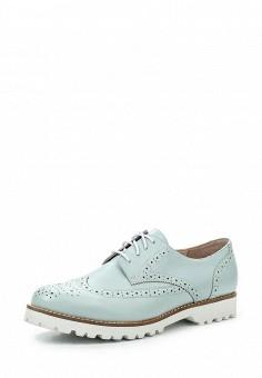 Ботинки, Portal, цвет: голубой. Артикул: PO018AWPZB66. Женская обувь / Ботинки