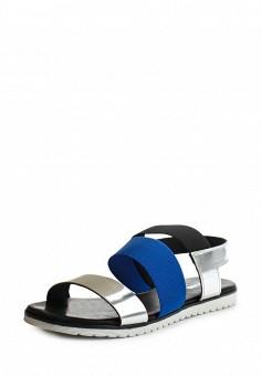 Сандалии, Pollini, цвет: мультиколор. Артикул: PO756AWSUP56. Премиум / Обувь / Сандалии