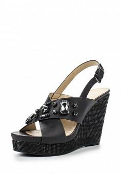 Босоножки, Prendimi, цвет: черный. Артикул: PR028AWQEK52. Женская обувь / Босоножки
