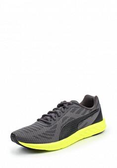 Кроссовки, Puma, цвет: серый. Артикул: PU053AUQOX40. Женская обувь / Кроссовки и кеды / Кроссовки