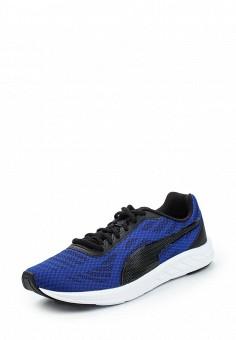 Кроссовки, Puma, цвет: синий. Артикул: PU053AUQOX41. Женская обувь / Кроссовки и кеды / Кроссовки