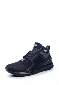 Кроссовки, Puma, цвет: синий. Артикул: PU053AUQOX50. Женская обувь / Кроссовки и кеды / Кроссовки